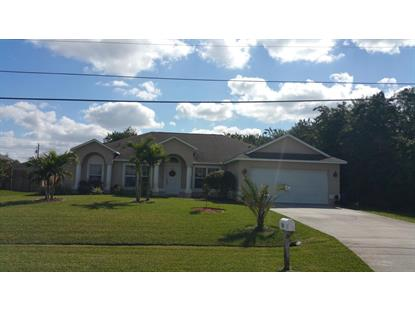 738 SW Jaslo Avenue Port Saint Lucie, FL MLS# RX-10107096