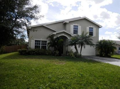 1254 SW Bargello Street Port Saint Lucie, FL MLS# RX-10109800