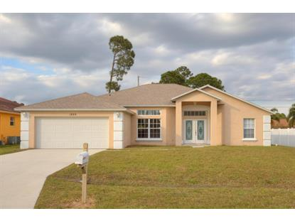 1889 SW Citation Avenue Port Saint Lucie, FL MLS# RX-10110858