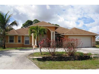 2042 SW Judith Lane Port Saint Lucie, FL MLS# RX-10111012