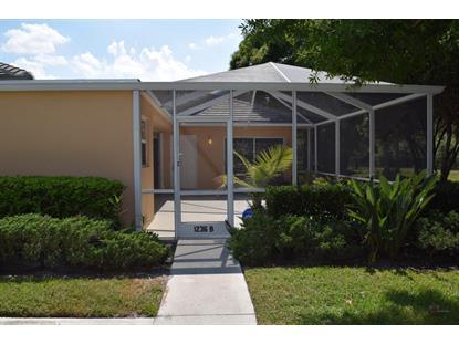 1236 NW Sun Terrace Circle Port Saint Lucie, FL MLS# RX-10114448