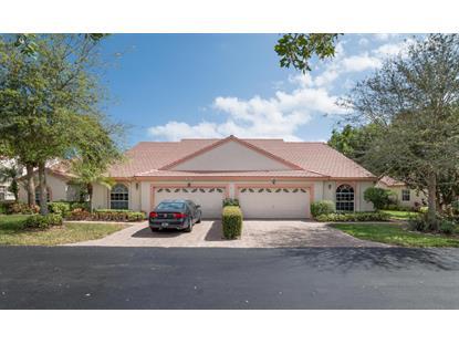 7910 Coral Pointe Drive Delray Beach, FL MLS# RX-10117408