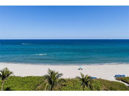800 S Ocean Boulevard Boca Raton, FL MLS# RX-10122086