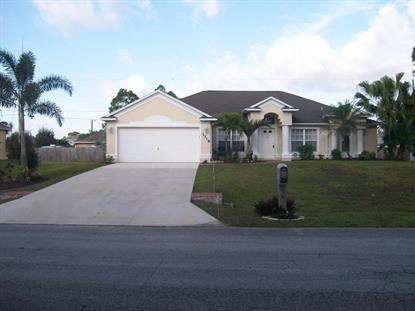 3318 SW Ludlow Street Port Saint Lucie, FL MLS# RX-10122517