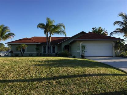 814 SW Abbot Avenue Port Saint Lucie, FL MLS# RX-10124749