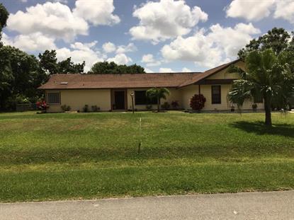 1107 Kingswood Lane Fort Pierce, FL MLS# RX-10126104