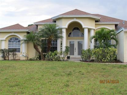 2839 SW South Calabria Circle Port Saint Lucie, FL MLS# RX-10127956