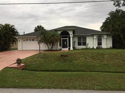 1641 SW Abingdon Avenue Port Saint Lucie, FL MLS# RX-10129440