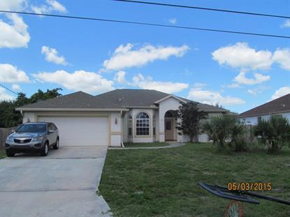 3838 SW Lafleur Street Port Saint Lucie, FL MLS# RX-10133058