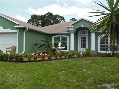 3721 SW Masilunas Street Port Saint Lucie, FL MLS# RX-10133236