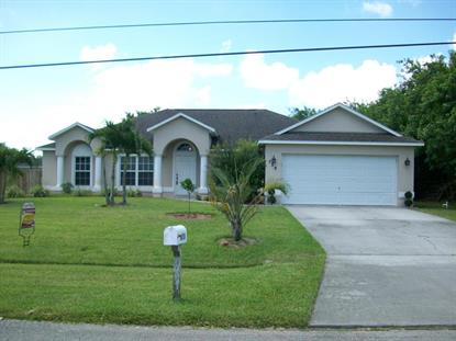 738 SW Jaslo Avenue Port Saint Lucie, FL MLS# RX-10135450