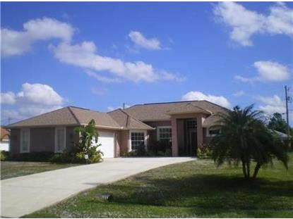 3041 SW Boxwood Circle Port Saint Lucie, FL MLS# RX-10136642