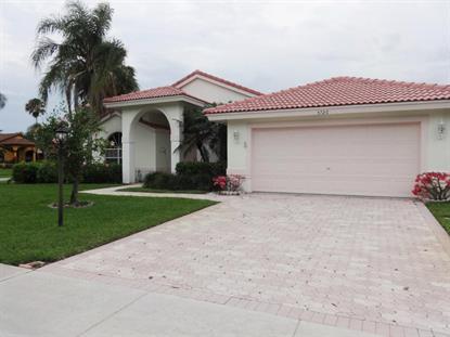 5726 Aspen Ridge Court Delray Beach, FL MLS# RX-10137691