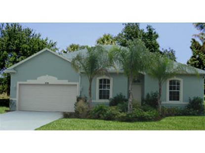 1586 SW Andalusia Road Port Saint Lucie, FL MLS# RX-10142645