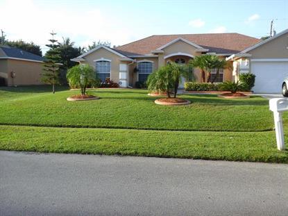 1261 SW San Esteban Avenue Port Saint Lucie, FL MLS# RX-10150216