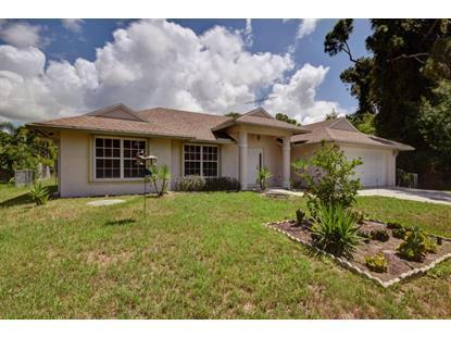 1213 SW San Antonio Avenue Port Saint Lucie, FL MLS# RX-10151099