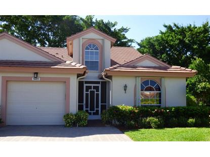 14411 Solitaire Drive Delray Beach, FL MLS# RX-10151795