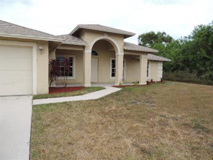 2871 SW Ann Arbor Road Port Saint Lucie, FL MLS# RX-10152274
