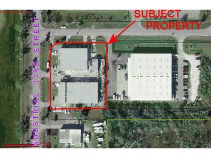 3040 Industrial 33rd Street Fort Pierce, FL MLS# RX-10153206