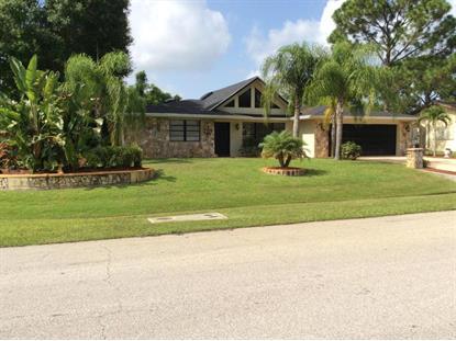232 SW Todd Avenue Port Saint Lucie, FL MLS# RX-10157611