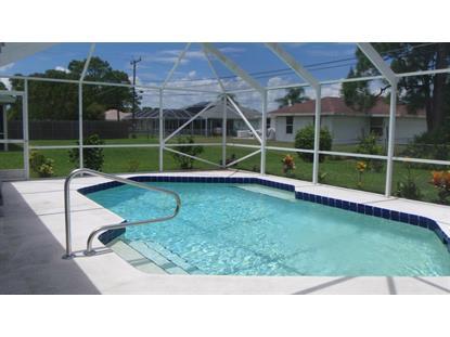 419 SW Lakehurst Drive Port Saint Lucie, FL MLS# RX-10159688