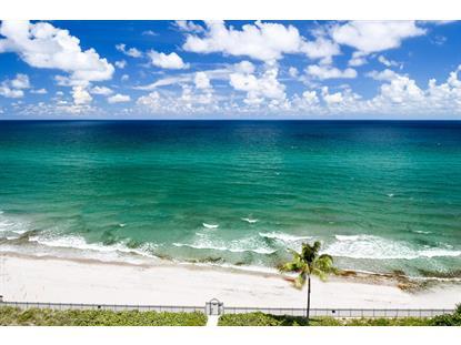 400 S Ocean Boulevard Boca Raton, FL MLS# RX-10161397