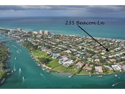 235 Beacon Lane Jupiter Inlet Colony, FL MLS# RX-10165297