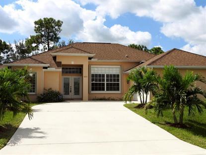 6034 NW Wolverine Road Port Saint Lucie, FL MLS# RX-10165645
