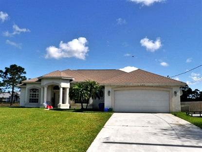 127 SW East Danville Circle Port Saint Lucie, FL MLS# RX-10170255