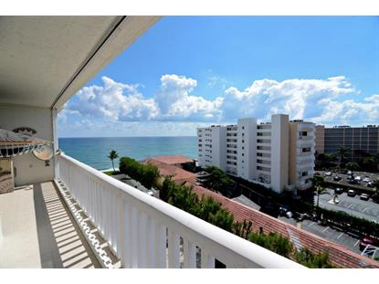 3570 S Ocean Boulevard South Palm Beach, FL MLS# RX-10179680