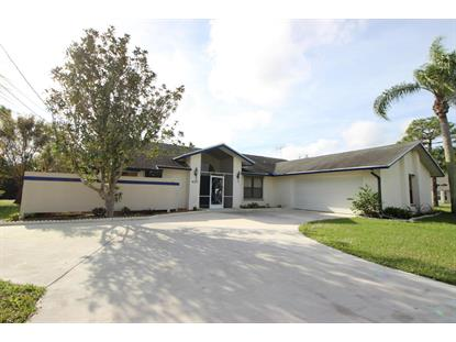 4511 NW Brownell Terrace Port Saint Lucie, FL MLS# RX-10187025