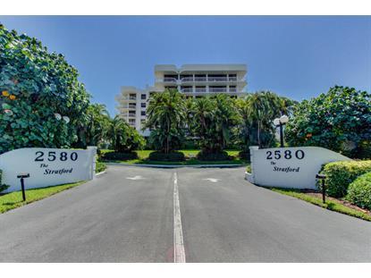 2580 S Ocean Boulevard Palm Beach, FL MLS# RX-10187124