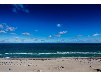 2700 N Ocean Drive Singer Island, FL MLS# RX-10191536