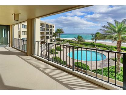 6885 N Ocean Boulevard Ocean Ridge, FL MLS# RX-10192971