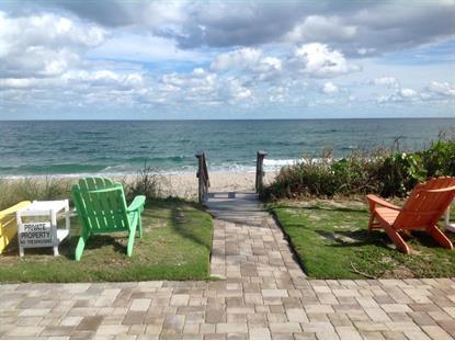 5700 Old Ocean E Boulevard Ocean Ridge, FL MLS# RX-10199816
