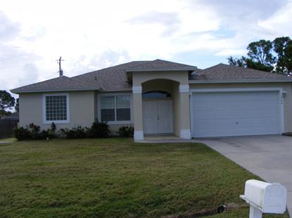 726 SW Alton Circle Port Saint Lucie, FL MLS# RX-10201203