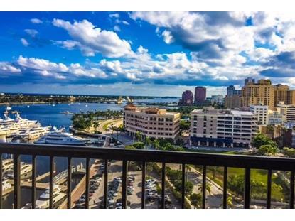 400 N Flagler Drive West Palm Beach, FL MLS# RX-10203990