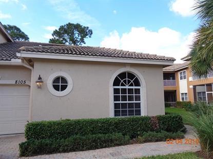 8105 Carnoustie Place Port Saint Lucie, FL MLS# RX-10205095