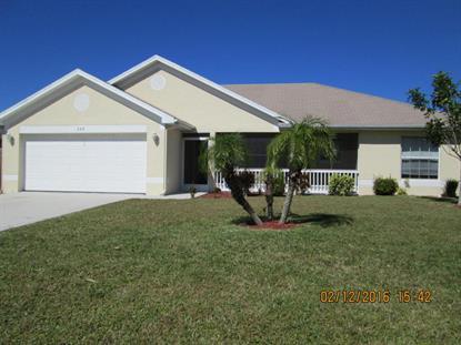 549 SW Grove Avenue Port Saint Lucie, FL MLS# RX-10207703