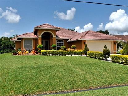 1844 SW Bradway Lane Port Saint Lucie, FL MLS# RX-10213056