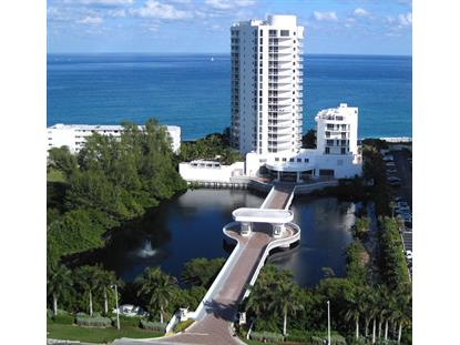 4600 N Ocean Drive Singer Island, FL MLS# RX-10216055