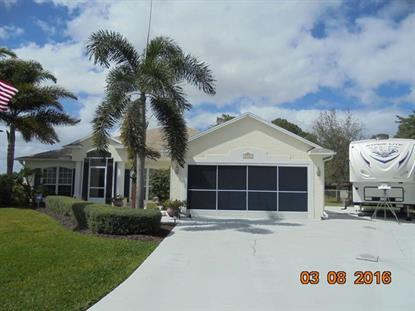 1911 SW Modla Court Port Saint Lucie, FL MLS# RX-10216780