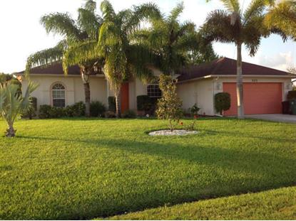 625 SW Nichols Terrace Port Saint Lucie, FL MLS# RX-10221248