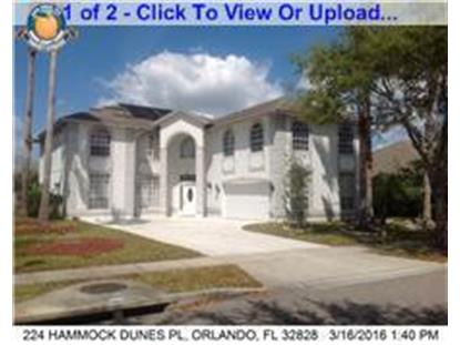 224 Hammock Dunes Place Orlando, FL MLS# RX-10222882