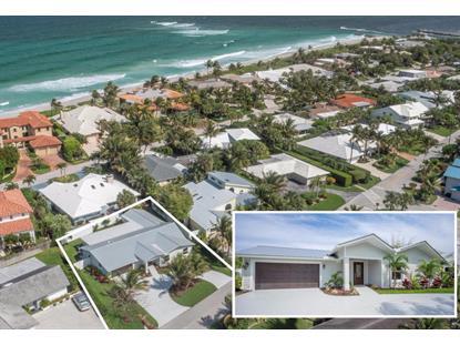 63 Colony Road Jupiter Inlet Colony, FL MLS# RX-10222937