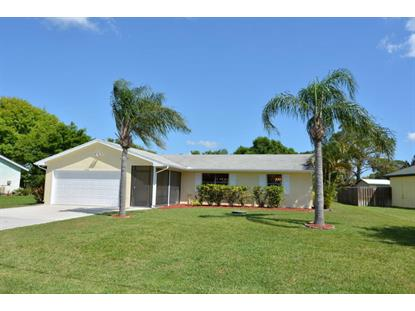 1762 SE Mariana Road Port Saint Lucie, FL MLS# RX-10223507
