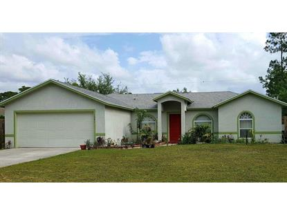 1281 SW Century Avenue Port Saint Lucie, FL MLS# RX-10224941