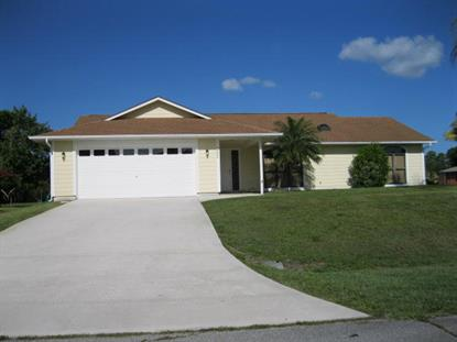 2502 SW Hinchman Street Port Saint Lucie, FL MLS# RX-10227717