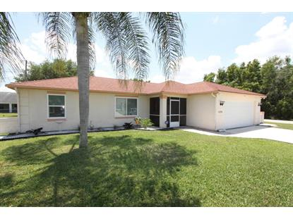 5577 NW Clark Avenue Port Saint Lucie, FL MLS# RX-10230098