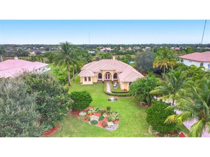 6795 W Calumet Circle Lake Worth, FL MLS# RX-10252250
